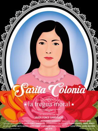 Sarita-Colonia-la-tregua-mora-poster