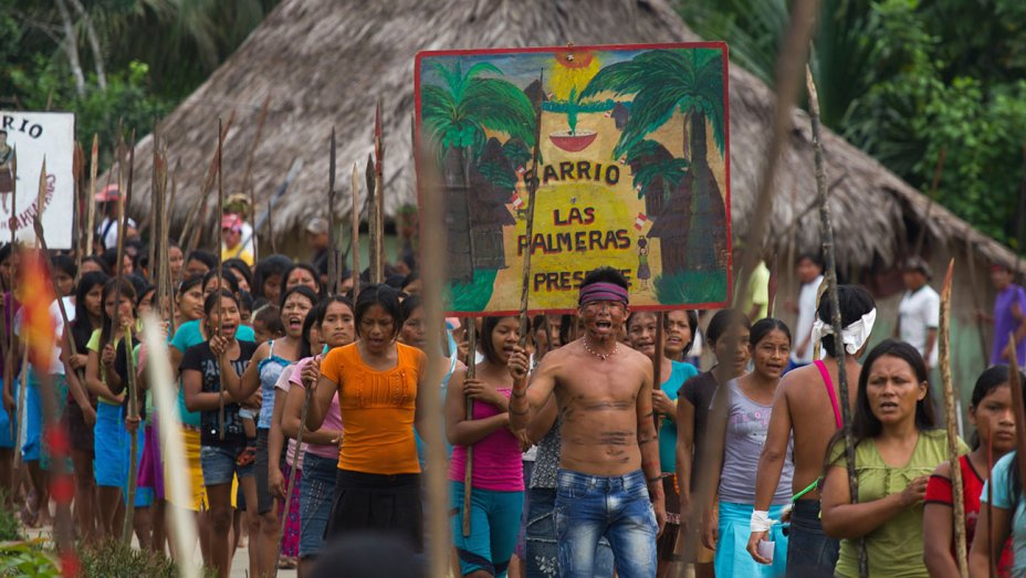 When Two Worlds Collide, un documental sobre el 'Baguazo' y sus consecuencias.
