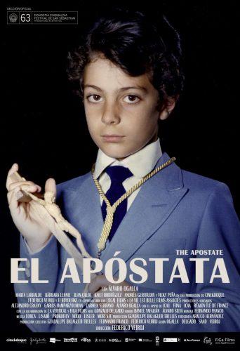 el_apostata poster