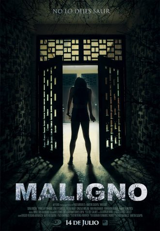 Maligno - poster