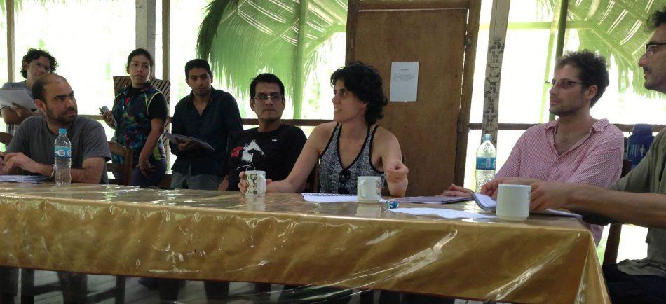 Abou Farman Matteo Norzi Leonor Caraballo Coco Pepe Eliana Aziz Isham (producer) Cayo Vasquez (Iquitos)