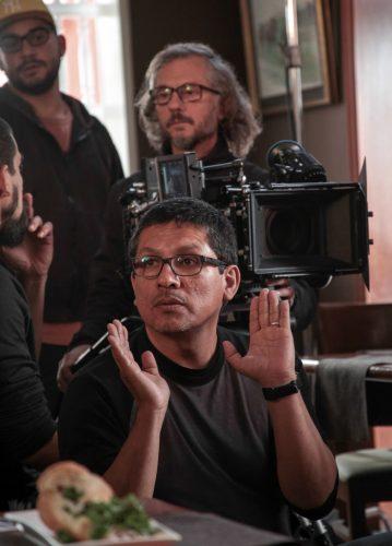 Joel Calero, director de La ultima tarde