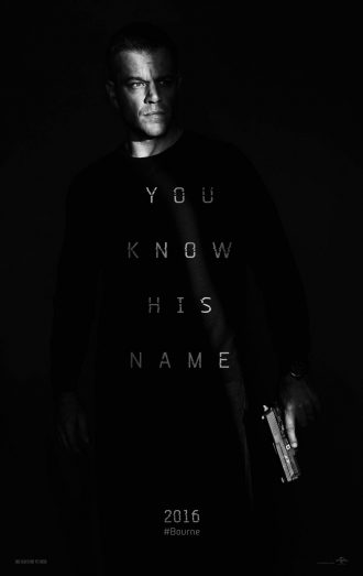 POSTER - jasonbourne