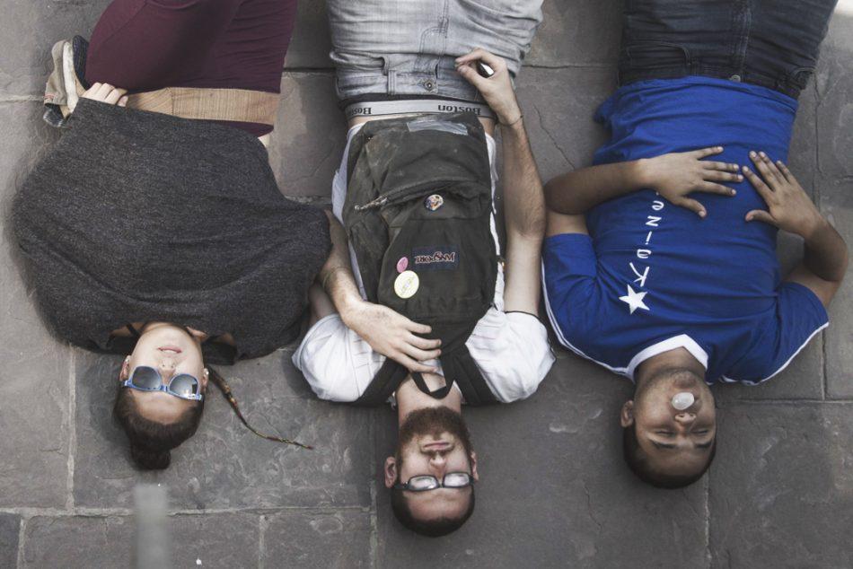 """Sandra, Zapa y , son los protagonistas de """"Wik""""."""