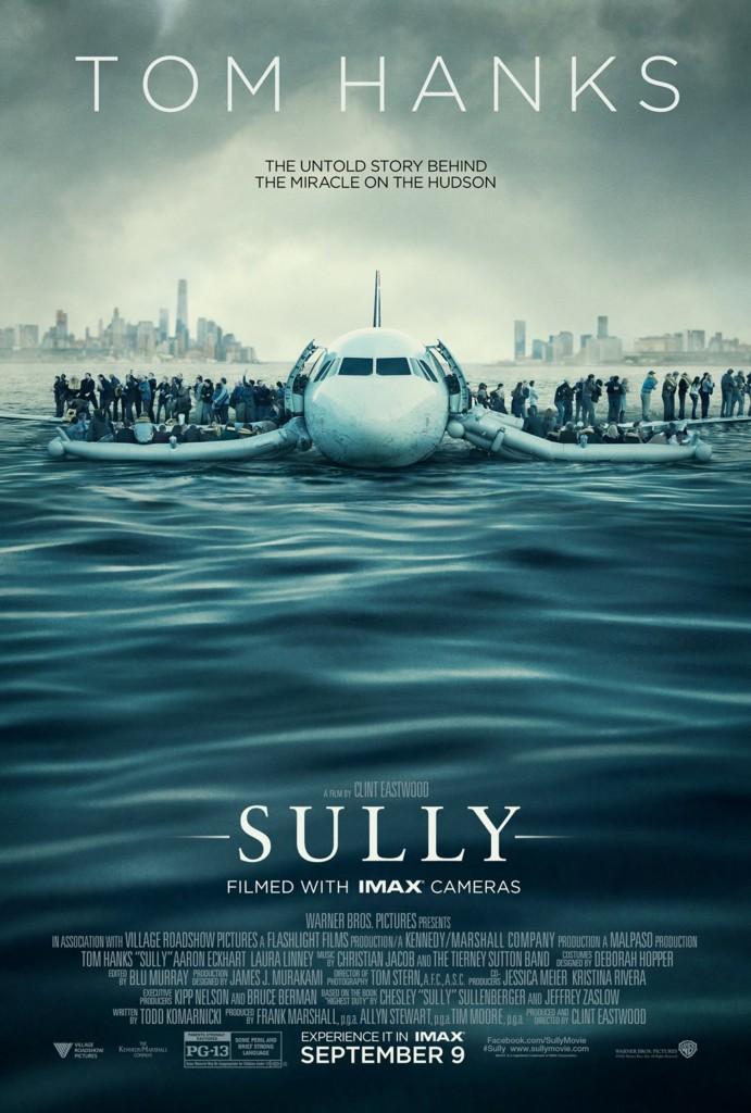 Resultado de imagen de Sully: Hazaña en el Hudson