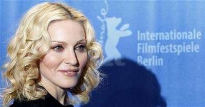 Berlinale 2008 Madonna