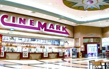 Cinemark confiteria