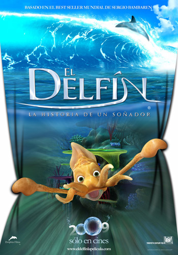 el delfin poster teaser