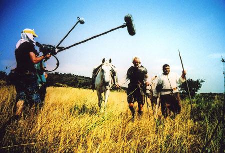 Filmando Honor de Cavalleria