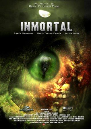 inmortal afiche