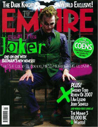 the joker empire