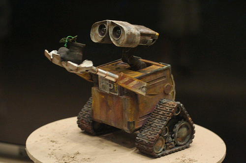 wall-e firstlook