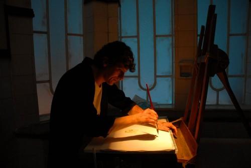 el-acuarelista-t-pintando