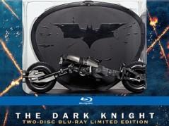The Dark Knight blu-ray DVD