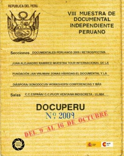 VIII Muestra Documental DIP
