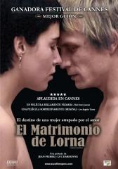 Afiche El Matrimonio de Lorna