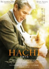 Hachiko A Dog's Story poster