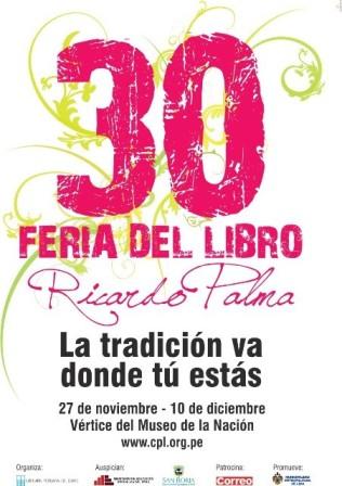 30 feria libro