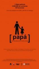 afiche Papá