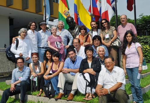 Encuentro cine andino 2010