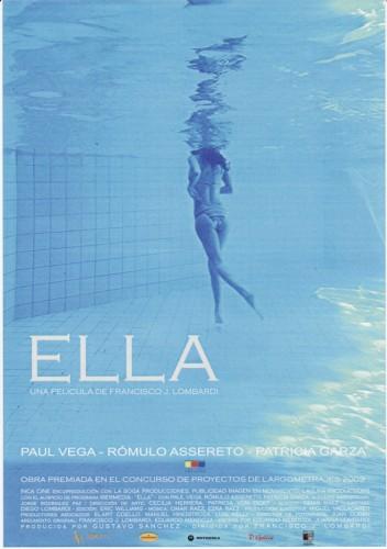 Afiche de Ella de Francisco Lombardi