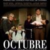 Octubre afiche