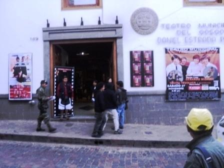 Una sede del Fenaco 2010