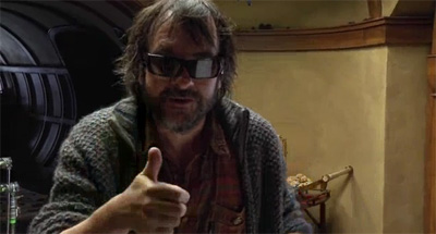 Peter Jackson en The Hobbit