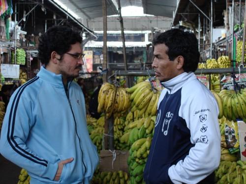 ¿Qué culpa tiene el tomate?, documental de Josué Méndez