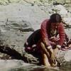 Kukuli lavándose
