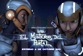 Lars y el misterio del portal