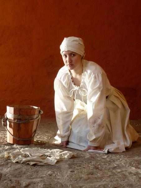 Adriana Cebrian en Ana de los angeles