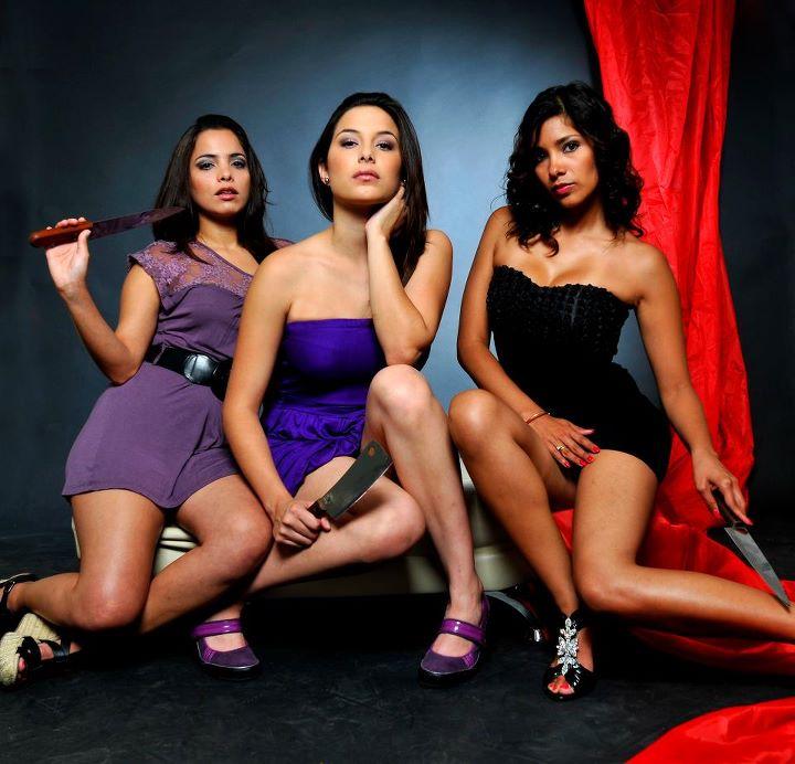 El buen Pedro - Sofía Bogani, Natalia Salas, Lizeth Campano