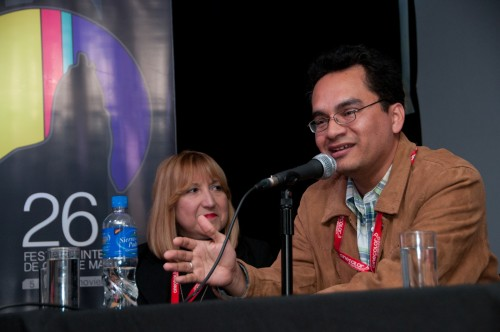 Gabriel Quispe, jurado FIPRESCI en el Festival de Mar del Plata