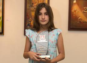 Fatima Buntinx, Las malas intenciones, gana el premio Apreci