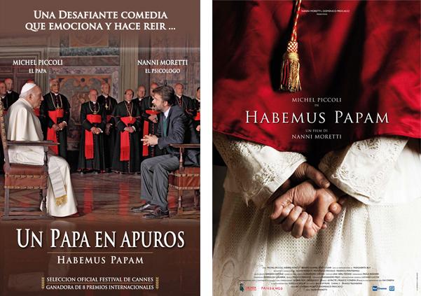 Habemus Papam - Un Papa en apuros