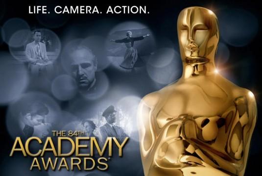 Premios Oscar 2012 - banner