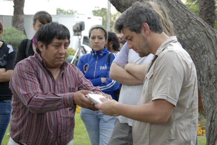 Ubaldo Huamán y Fabrizio Aguilar - Lima Trece
