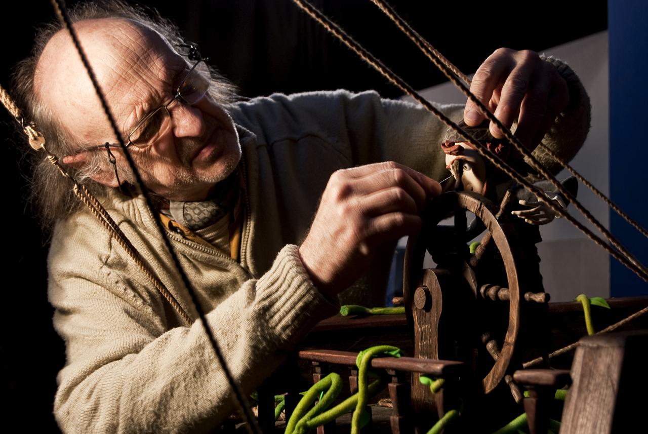 Walter Tournier animando a Selkirk