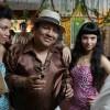 Diamond Santoro rodaje - Manolo Rojas y Cindy Diaz