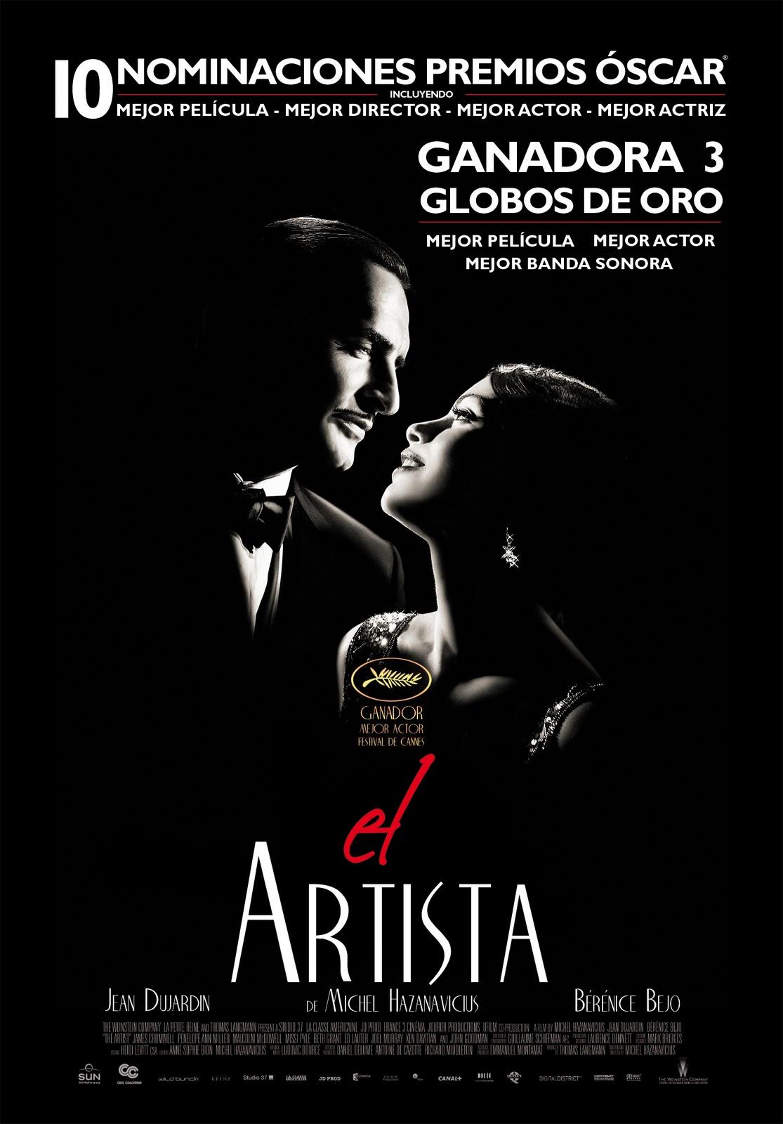 El Artista - afiche