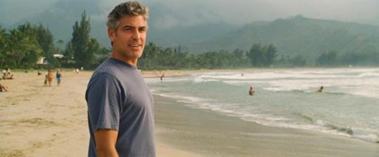 Los descendientes - George Clooney