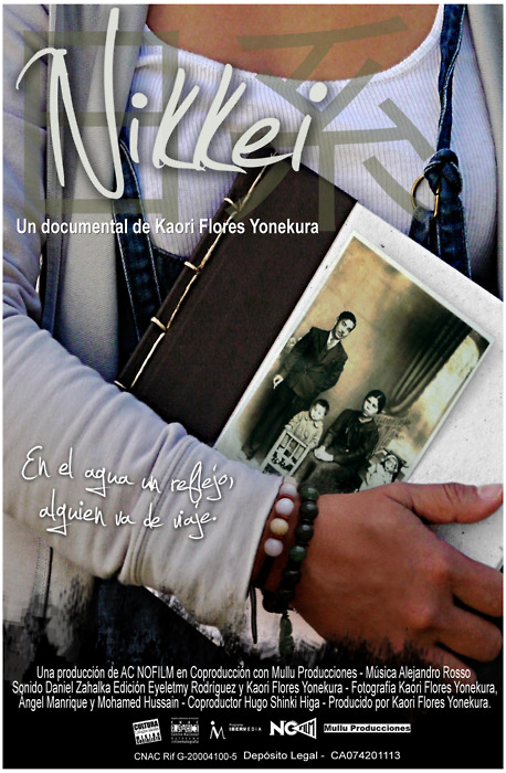 Nikkei, documental poster