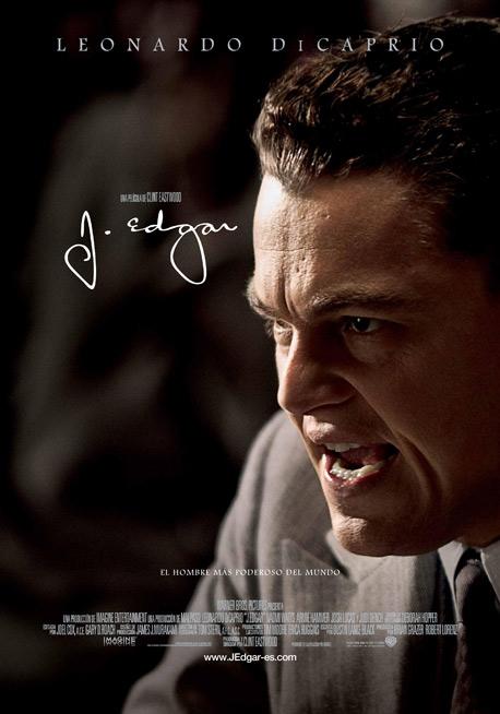 J. Edgar - poster