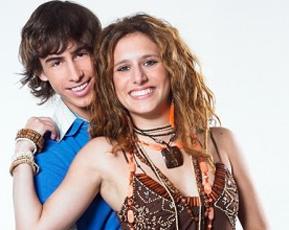 Bruno Ascenzo y Gisela Ponce de León