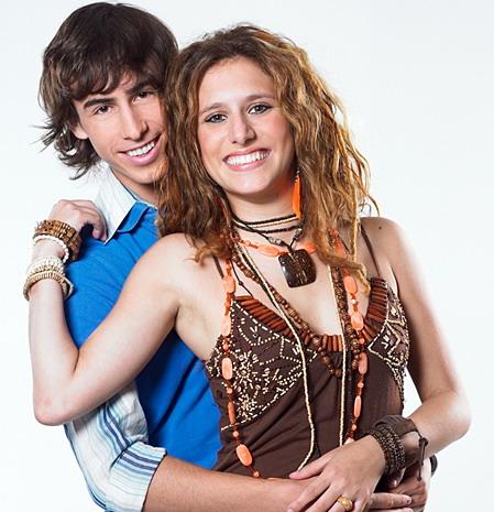 Bruno Ascenzo y Gisela Ponce de Leon