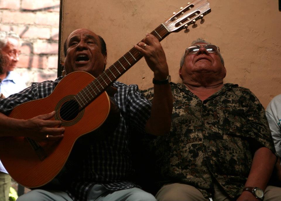 Lima Bruja. Retratos de la música criolla (2012), de Rafael Polar