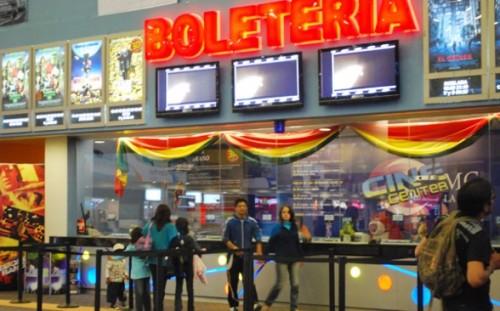 Megacenter Bolivia