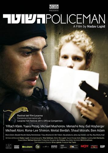 Policeman- afiche