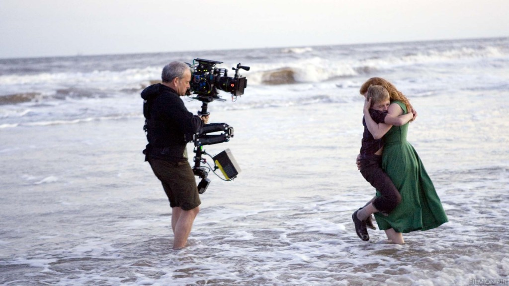 The Tree of Life - filming